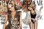 Beyonce Knowles for Harper's Bazaar US November 2011