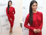 Camila Alves In Gomez-Gracia - Swarovski Crystallized Celebrates Brazilian Style