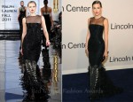 Camilla Belle In Ralph Lauren - Lincoln Center Presents: An Evening With Ralph Lauren