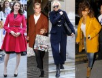 Celebrities Love....Fall Coats