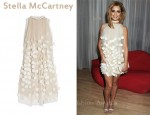 In Cheryl Cole's Closet - Stella McCartney Spot-Appliquéd Tulle Dress