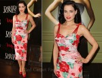 Dita Von Teese Launches Dita Von Teese 'Muse' Collection