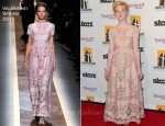 Elle Fanning In Valentino - 15th Annual Hollywood Film Awards Gala
