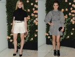Elle Fanning and Hailee Steinfeld In Chanel - Chanel Intimate Dinner
