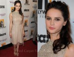 Felicity Jones In Valentino - 15th Annual Hollywood Film Awards Gala