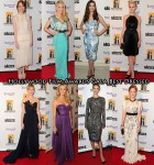 Who Was Your Best Dressed At The Hollywood Film Awards Gala?