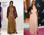 Iman In Rachel Zoe - Rodeo Drive Walk of Style Awards