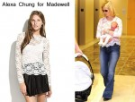 In January Jones' Closet - Alexa Chung for Madewell Patrice Top