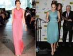 Jennifer Lopez In Lisa Ho - Maribel Foundation