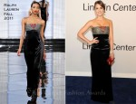 Jessica Alba In Ralph Lauren - Lincoln Center Presents: An Evening With Ralph Lauren