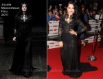 Jessie J In Julien Macdonald - 2011 MOBO Awards