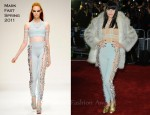 Jessie J In Mark Fast - 'Demons Never Die' London Premiere