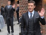 Justin Timberlake In Dsquared² - Late Night With David Letterman