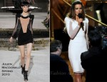 Kate Beckinsale In Julien Macdonald - Spike TV's Scream 2011 Awards