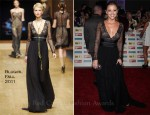 Kimberley Walsh In Blugirl - 2011 Pride of Britain Awards