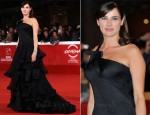 Luisa Raneri In Atelier Versace - 'The Lady' Rome Film Festival Premiere