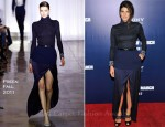 Marisa Tomei In Preen - 'The Ides Of March' New York Premiere