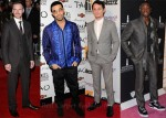 Menswear Midweek Red Carpet Round Up