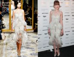Michelle Monaghan In Marchesa - 2011 Whitney Museum of American Art Gala