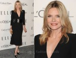 Michelle Pfeiffer In Alexander McQueen - Elle's 18th Annual Women in Hollywood Tribute