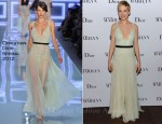 Michelle Williams In Christian Dior - 'My Week With Marilyn' New York Film Festival Premiere