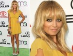 Nicole Richie In Keepsake - 2011 Environmental Media Awards