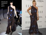 Nicole Richie In Douglas Hannant - Elle's 18th Annual Women in Hollywood Tribute