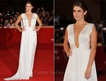 Nikki Reed In Maria Lucia Hohan - 'The Twilight Saga: Breaking Dawn - Part 1' Rome Film Festival Premiere