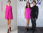 In Nikki Reed's Closet - Jenni Kayne Overlap Dress