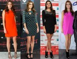 Nikki Reed's 'The Twilight Saga: Breaking Dawn - Part 1' European Promo Tour