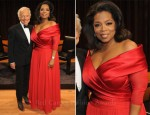 Oprah Winfrey In Ralph Lauren - Lincoln Center Presents: An Evening With Ralph Lauren