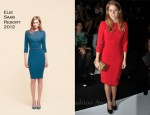 Princess Beatrice In Elie Saab - Elie Saab Spring 2012 Presentation