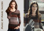 In Rachel Bilson's Closet - Marc by Marc Jacobs 'Camino' Lurex Sweater