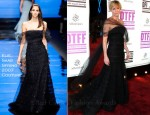 Robin Wright In Elie Saab Couture - 2011 Doha Tribeca Film Festival