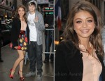 Sarah Hyland In H&M - Good Morning America