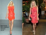 Sienna Miller In Matthew Williamson - Vault Couture All Saints