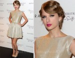 Taylor Swift In Contrarian - 'Wonderstruck' Sephora Launch