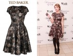 In Taylor Swift's Closet - Ted Baker Marui Dress