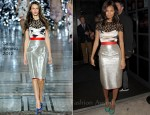 Thandie Newton In Giles - Death And The Maiden Press Night After Party
