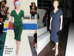 Tilda Swinton In Jil Sander - 'I Am Love' Screening & Jil Sander Spring 2012 Tokyo Presentation
