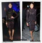 Who Wore Emilio Pucci Better? Constance Jablonski or Ciara
