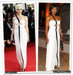 Who Wore Giorgio Armani Better? Gwen Stefani or Angela Bassett