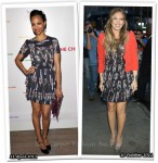Who Wore Isabel Marant Better? Zoe Saldana or Hilary Duff