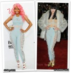 Who Wore Mark Fast Better? Nicki Minaj or Jessie J