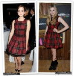 Who Wore McQ Better? Emma Watson or Chloe Moretz
