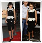 Who Wore Moschino Better? Zooey Deschanel or Cheryl Cole