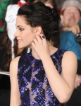 Recreate Kristen Stewart's Textured Updo From The Twilight LA Premiere
