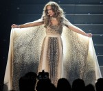 Jennifer Lopez In Giambattista Valli - 2011 American Music Awards