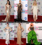 Who Was Your Best Dressed At The 2011 American Music Awards?