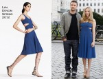 Amanda Seyfried In Lyn Devon - 'In Time' Berlin Photocall